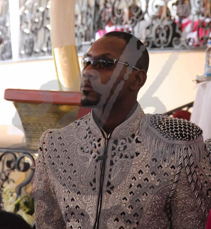 Bona Mugabe Wedding In Pictures