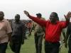 tsvangirai-arrives