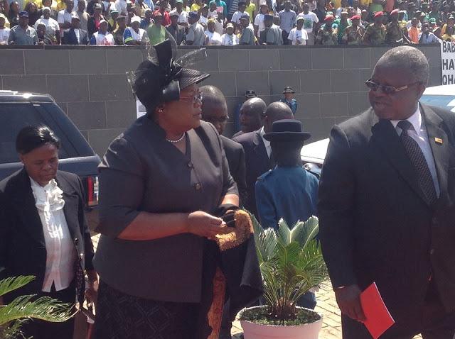 Joice Mujuru Archives - Page 2 of 2 - NewsDay Zimbabwe