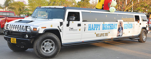 Us 17 000 Harare Birthday Party In Pictures Nehanda Radio