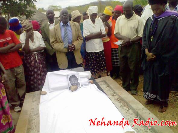 Learn more jongwe death