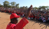 MDC-T rally in Kwekwe