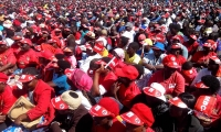 MDC-T rally in Gweru