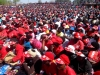 MDC-T rally in Gweru