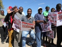 MDC-T Mucheke Stadium Rally in Pictures 3
