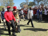 MDC-T Mucheke Stadium Rally in Pictures 7