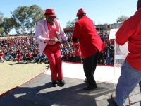 MDC-T Mucheke Stadium Rally in Pictures 8