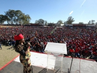 MDC-T Mucheke Stadium Rally in Pictures 18