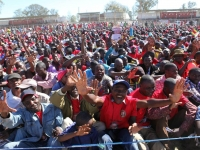 MDC-T Mucheke Stadium Rally in Pictures 9