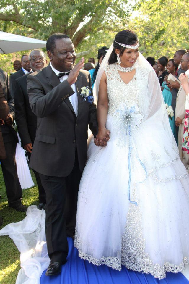 morgan tsvangirai wedding in pictures � nehanda radio