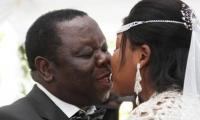 Tsvangirai wedding 5