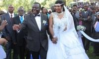 Tsvangirai wedding 9
