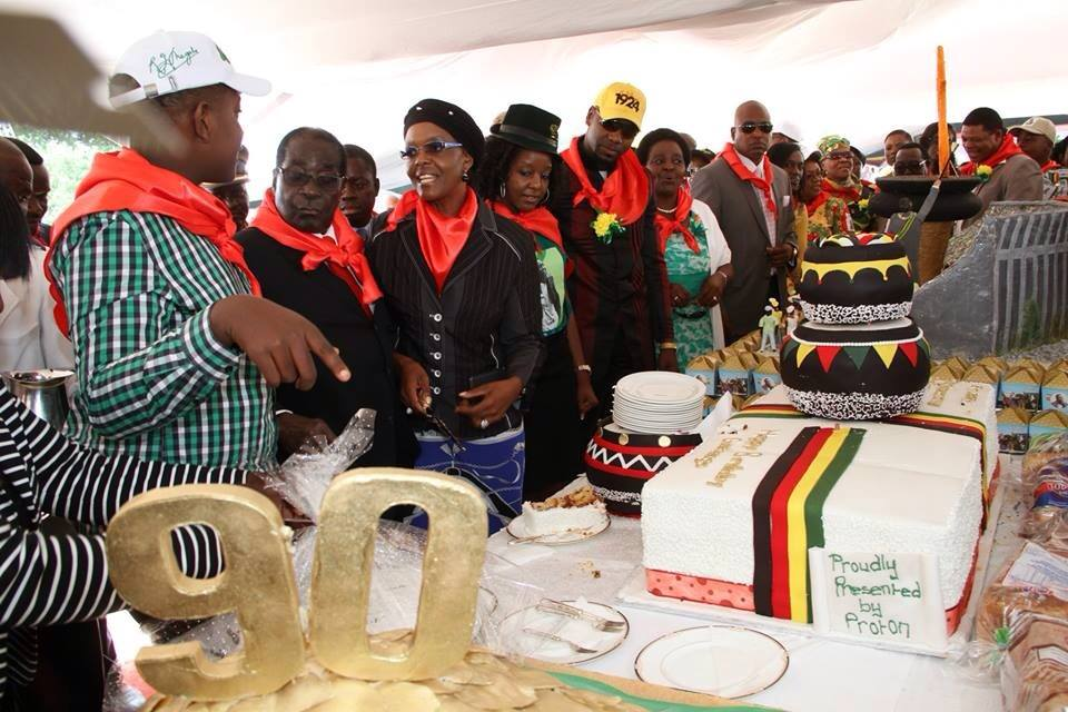Mugabe 90th Birthday In Pictures Nehanda Radio