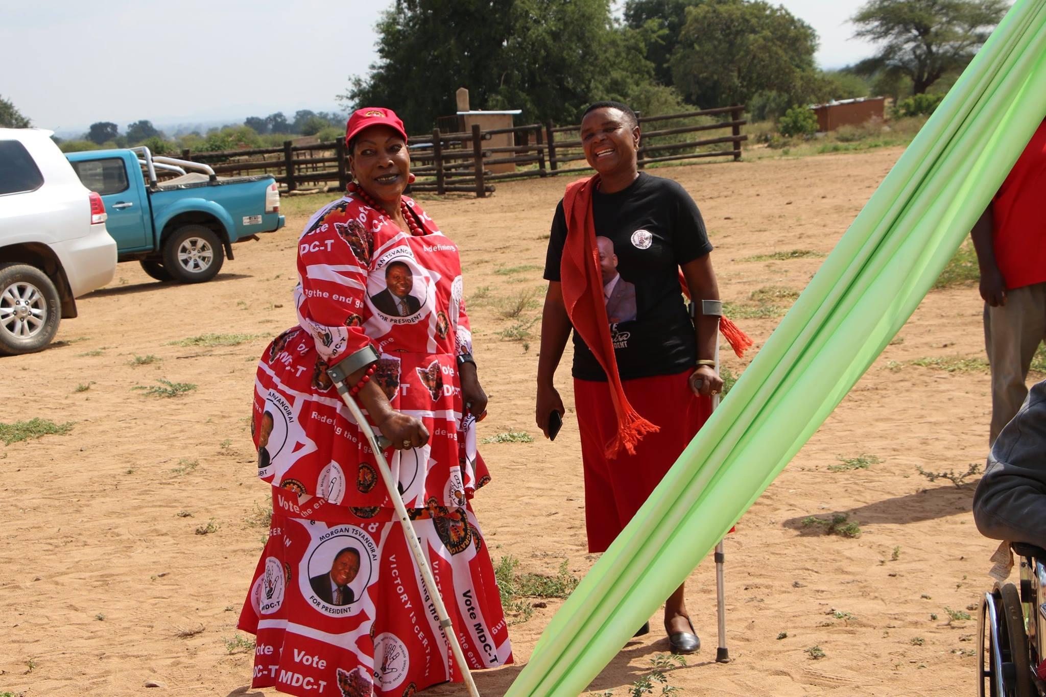 Nelson Chamisa rally in Chipinge - PICTURES – Nehanda Radio