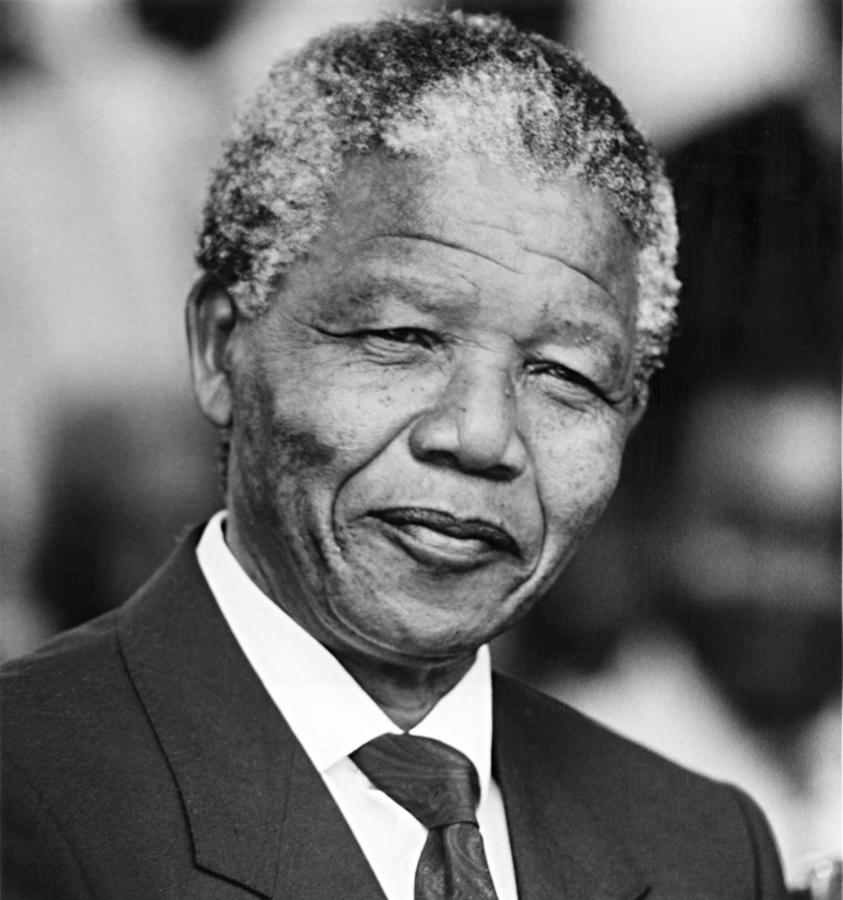 Historical Figures Images On: Nelson Mandela In Pictures: A Tribute