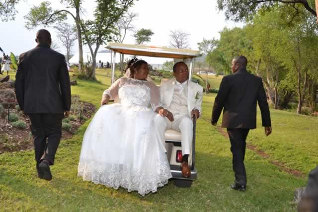 Whopping Us 370 000 Wedding In Harare Nehanda Radio