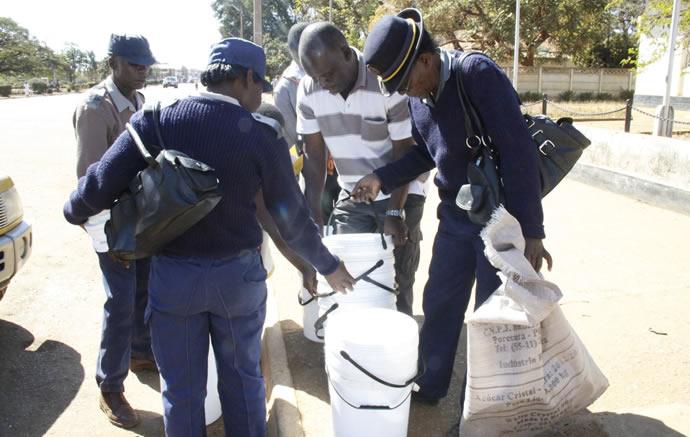 Zanu PF Primary Elections 3
