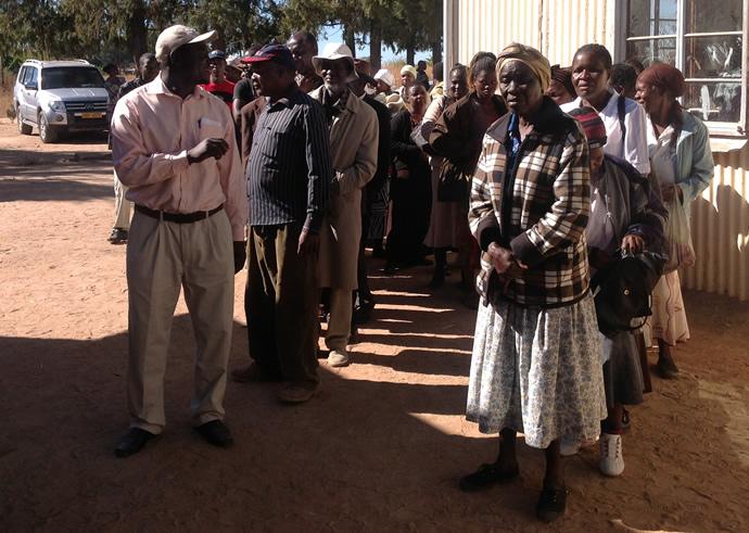 Zanu PF Primary Elections 6