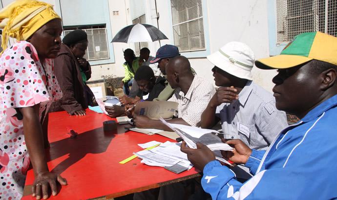 Zanu PF Primary Elections 7