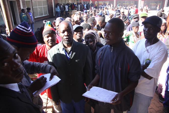 Zanu PF Primary Elections 8