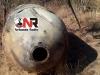 Ngezi mystery object UFO