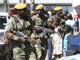 Guns could save innocent lives in Zimbabwe