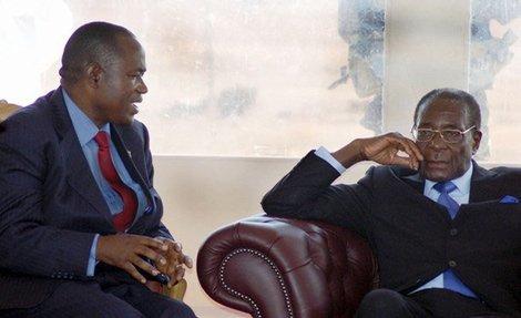 Mugabe's wife has affa...