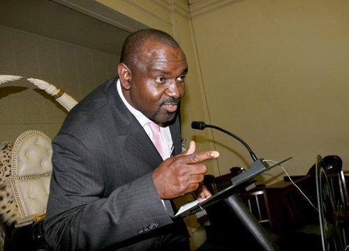 Welshman's MDC eyes Speaker of Parliament position