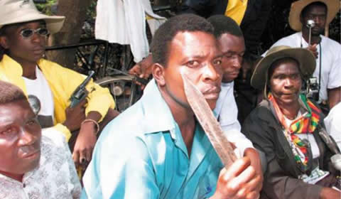 Man butchered for confronting lover's boyfriend