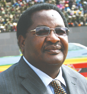 Vice Presidency: It's Obert Mpofu's time
