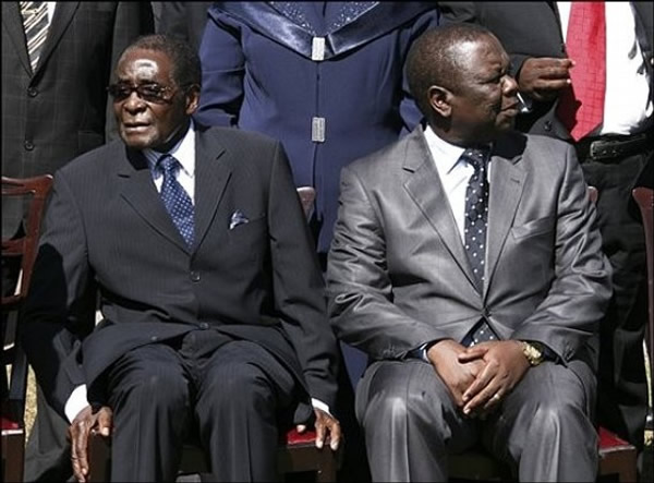 Is Tsvangirai ready to step out of Mugabe shadow?