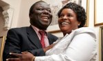 Tsvangirai and his late wife Susan