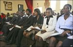 Tsvangirai daughter weds at private ceremony