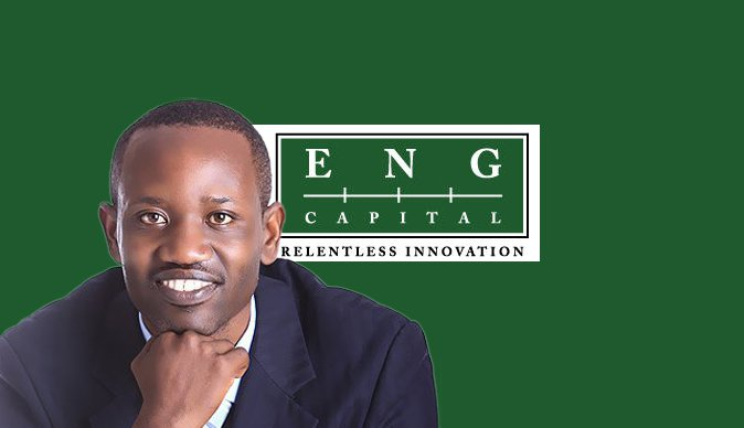 Gilbert Muponda ENG Capital