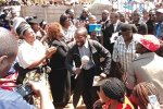 Chibage takes over at Mashakada funeral