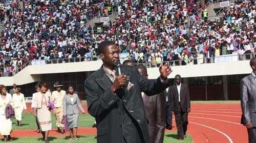 At one time Mukandiwa filled the 60 000 seater National Sports Stadium with followers.