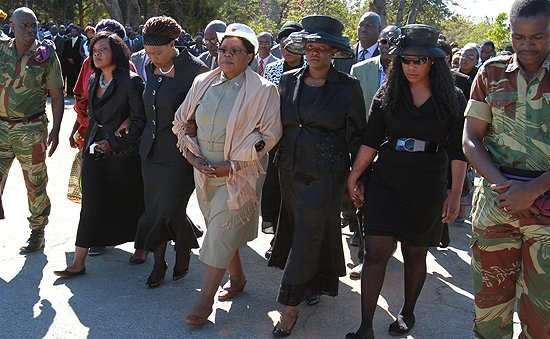 Mujuru family demand exhumation of his body