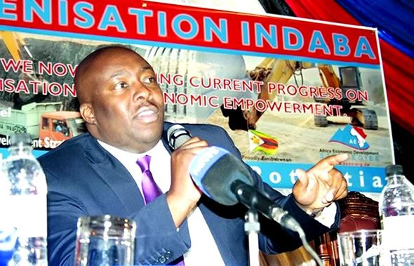 MuckRaker: Kasukuwere needs to heed his own advice