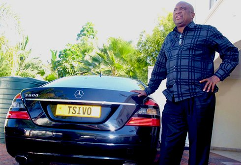 Chiyangwa plays the role of a BIG rich hustler named Mr Rogers, a Zimbabwean businessman running  his deals in South Africa.