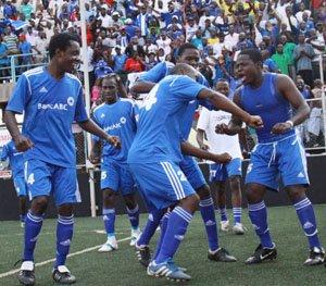 Dynamos do Zimbabwe