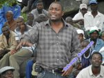Mandiwanzira, Mliswa in clash at AAG meeting
