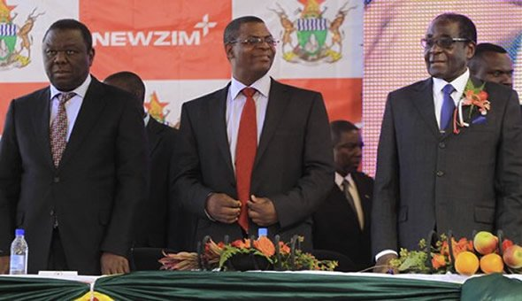 Zimbabwe parties agree on 'mini-general election'