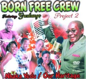 The song is featured on the album Nhaka Yedu/Our Heritage by a group called the Born Free Crew
