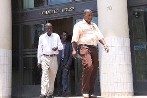 Chief plans to raid Tsvangirai home