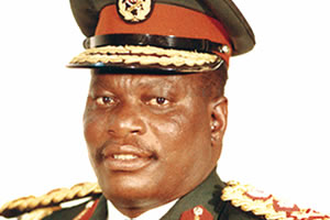 The late General Solomn Mujuru
