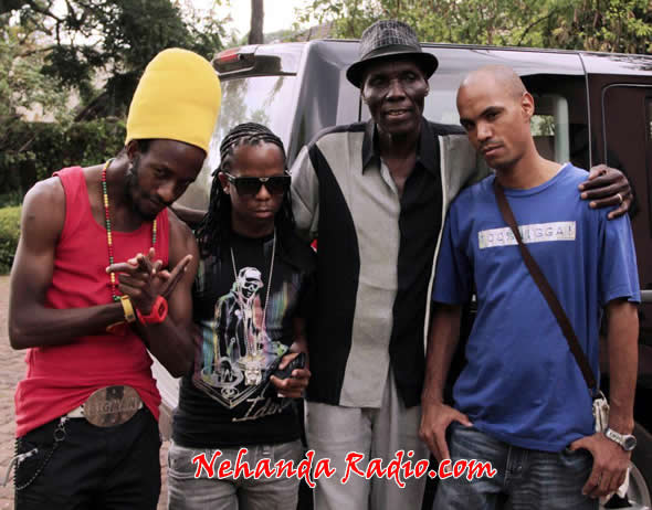 Tuku, Winky D, Vee collaborate on circumcision song