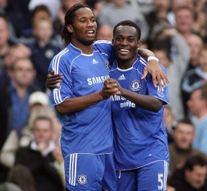 Didier Drogba of Cote d'Ivoire, and Ghana's Michael Essien expected to play in Benjani Mwaruwari's testimonial