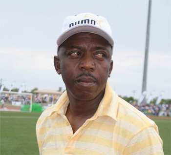 Rahman Gumbo bounces back as Warriors coach