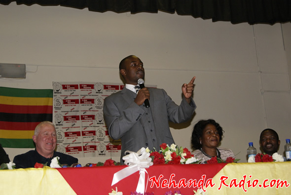 Chamisa weaves his magic in the UK