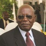 Zanu PF secretary for administration Didymus Mutasa